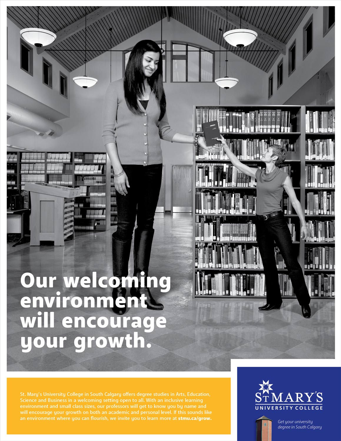 stmu ad library