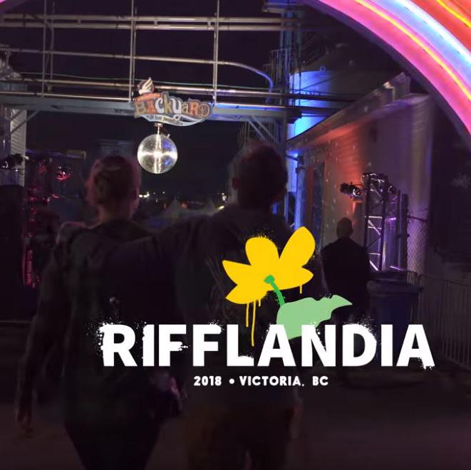 Rifflandia 2018