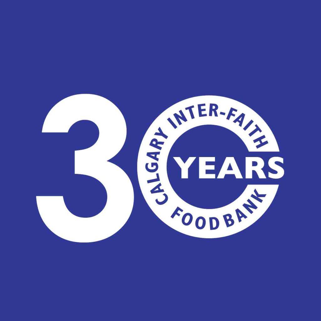 Foodbank 30 years
