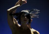 Woman spinning ballet