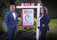 realtors by sold sign