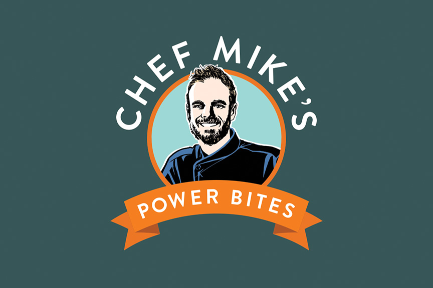 Logo for Chef Mike's
