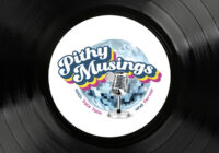 Pithy Musings logo on record